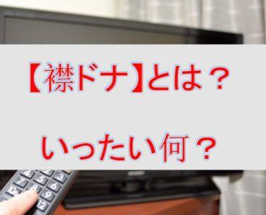 リゼロ【襟ドナ】とは?いったい何?