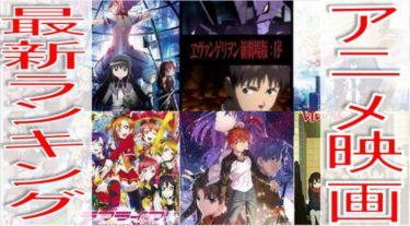 アニメ映画ランキング2020最新版